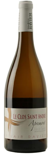 Vin de Savoie Apremont Le Clos Saint André Vieilles Vignes 2016