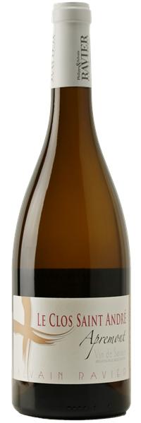 Vin de Savoie Apremont Le Clos Saint André Vieilles Vignes 2017