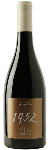 Vin de Savoie Arbin Mondeuse 1952 2016