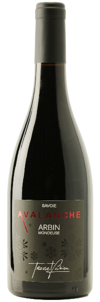 Vin de Savoie Arbin Mondeuse Avalanche 2017