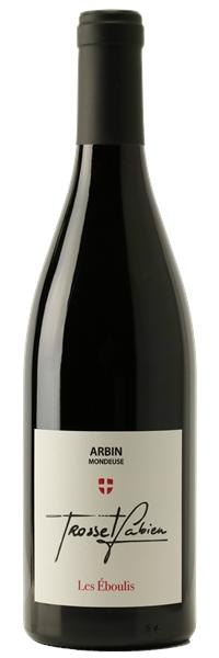 Vin de Savoie Arbin Mondeuse les Eboulis 2018