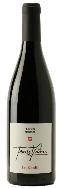 Vin de Savoie Arbin Mondeuse les Eboulis 2017