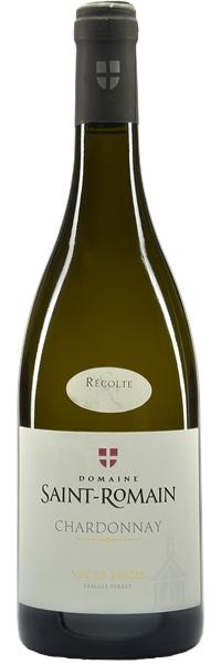 """Vin de Savoie Chardonnay """"Sous la Chapelle"""" 2017"""