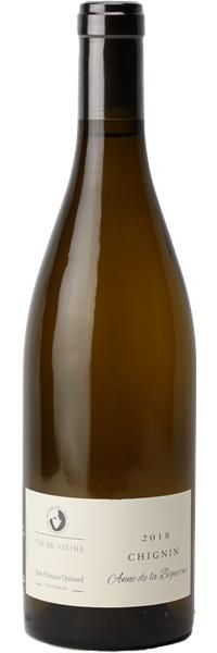 Vin de Savoie Chignin Anne de la Biguerne 2018