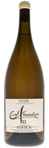 Vin de Savoie Chignin Bergeron Les Amandiers MAGNUM 2018