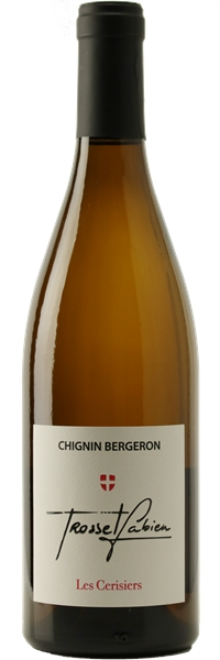 Vin de Savoie Chignin Bergeron Les Cerisiers 2018