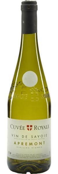 Vin de Savoie Cuvée Royale Apremont Vieilles Vignes 2018