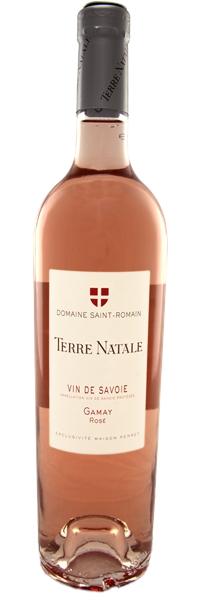 "Vin de Savoie Gamay Rosé ""Terre Natale"" 2018"