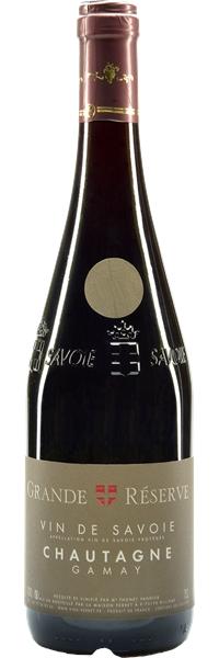 Vin de Savoie Grande Réserve Gamay cru Chautagne 2017