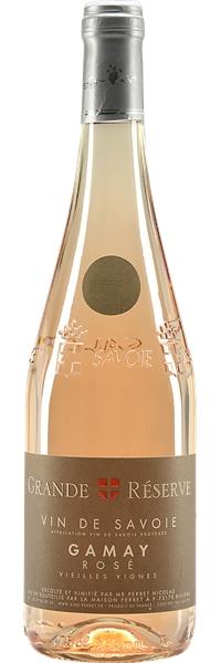 Vin de Savoie Grande Réserve Gamay Rosé 2018