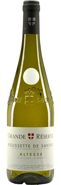 Vin de Savoie Grande Réserve Roussette de Savoie Altesse 2018