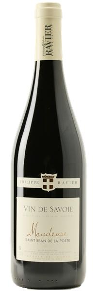 Vin de Savoie Mondeuse Saint Jean de la Porte 2017