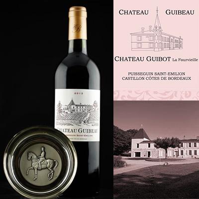 Château Guibot La Fourvieille