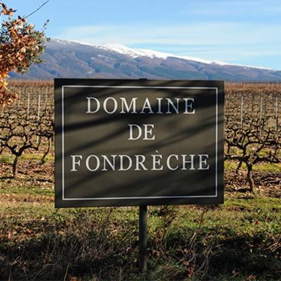 Domaine Fondrèche
